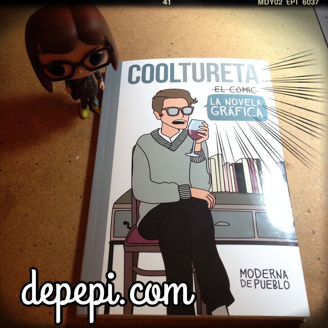 depepi, depepi.com, anthropology, comics, graphic novel, cooltureta, hipster, cool, fake geek