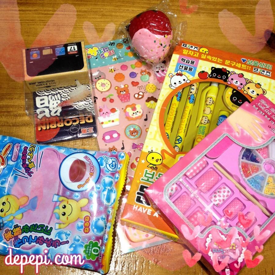 sugarless, kawaii, kawaii giveaway, blippo, depepi, depepi.com