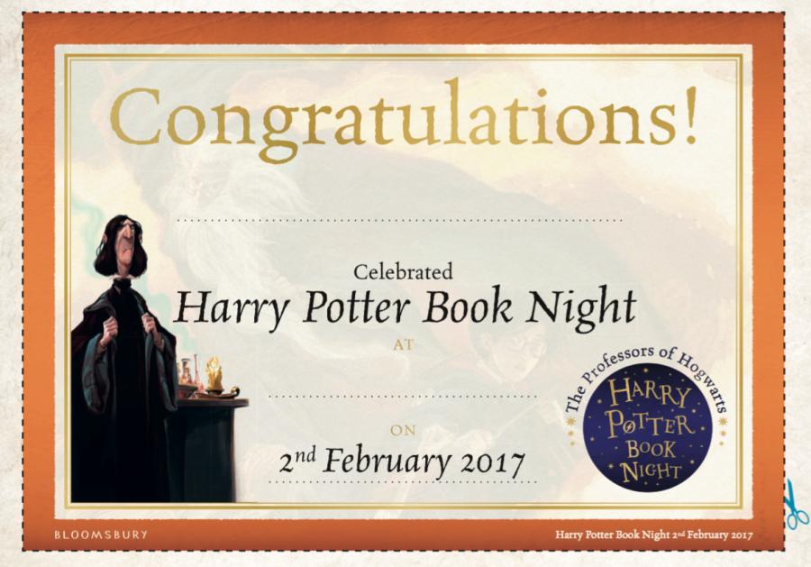 Harry Potter Book Night ~ Harry potter book night the professors of hogwarts depepi